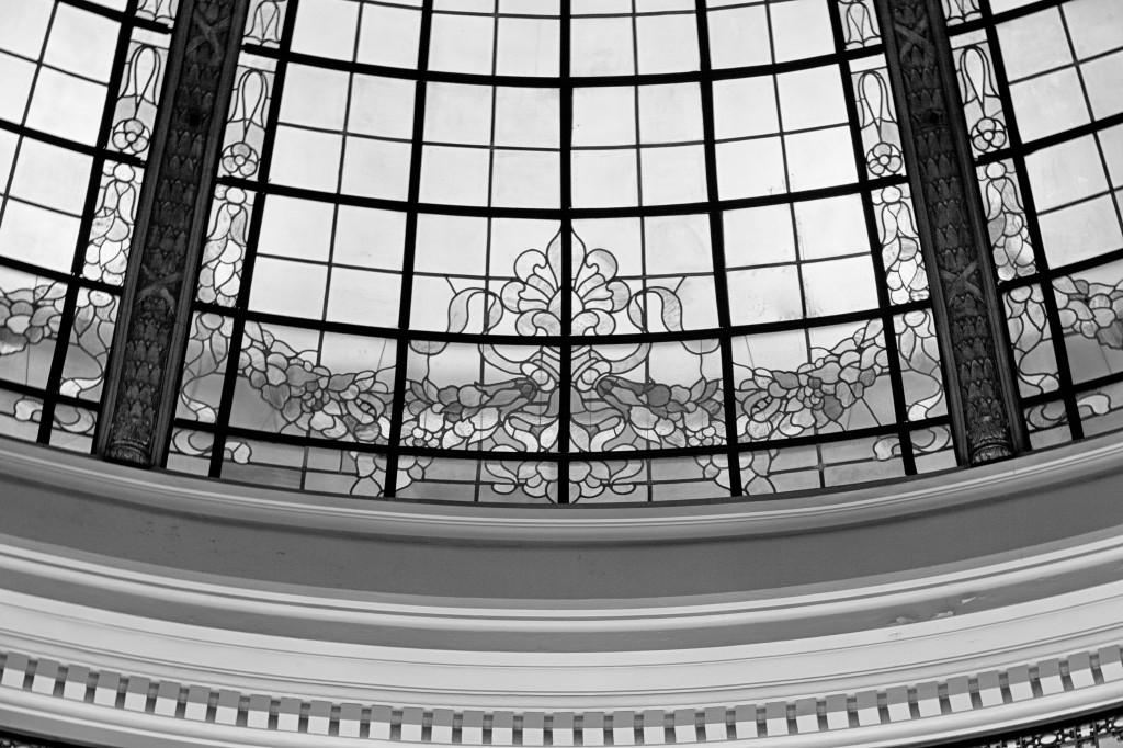 Edge Detail - Inner Dome