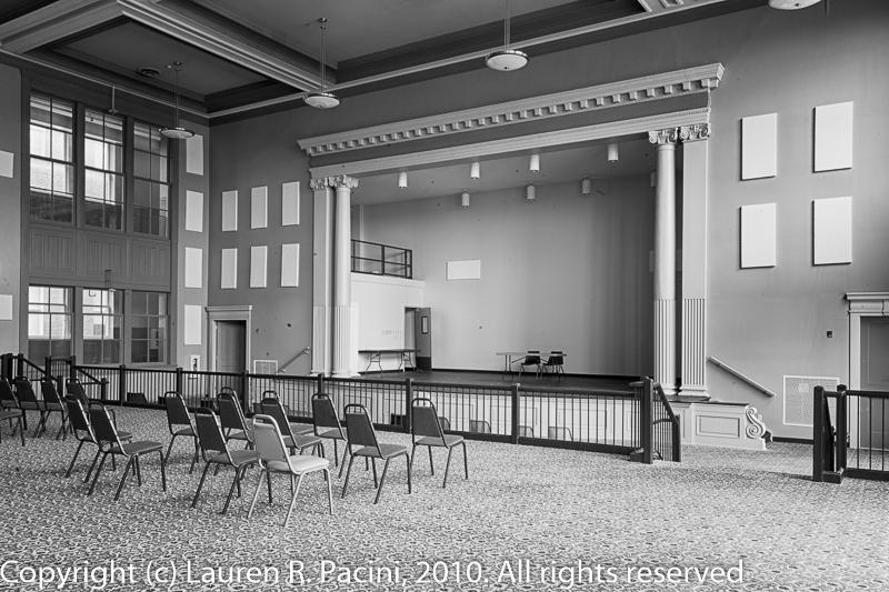 Renovated Auditorium