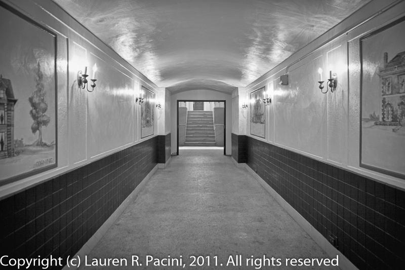 Hallway from Lobby to Annex